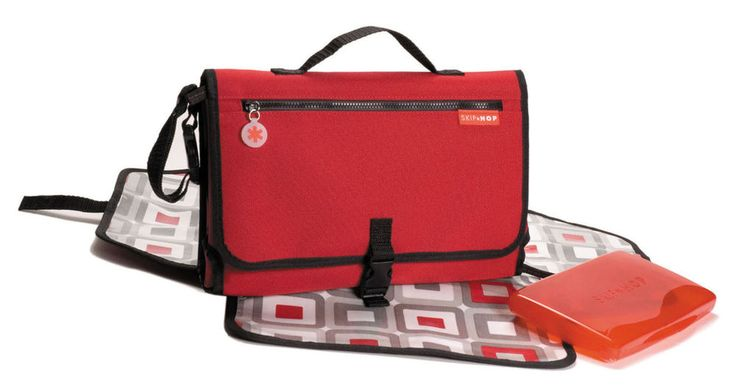 PRONTO CHANGING STATION - RED SKIPHOP SH202002