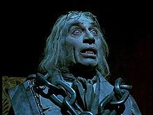 Jacob Marley from A CHRISTMAS CAROL