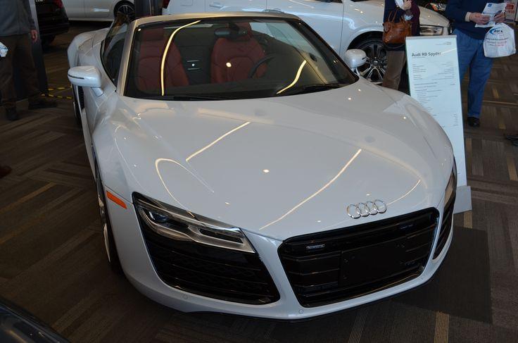 R8 Ottawa Autoshow