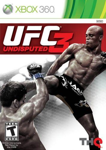 UFC Undisputed 3 to gra sportowa na licencji federacji Ultimate Fighting Championship, stworzona przez japońskie studio Yuke's, mające w dorobku także wcześniejsze odsłony serii, ale również inne sportowe bijatyki jak WWE SmackDown vs. Raw czy WWE Wrestlemania. Tym razem twórcy postawili przede wszystkim na widowiskowość i brutalność walk w stylu MMA.