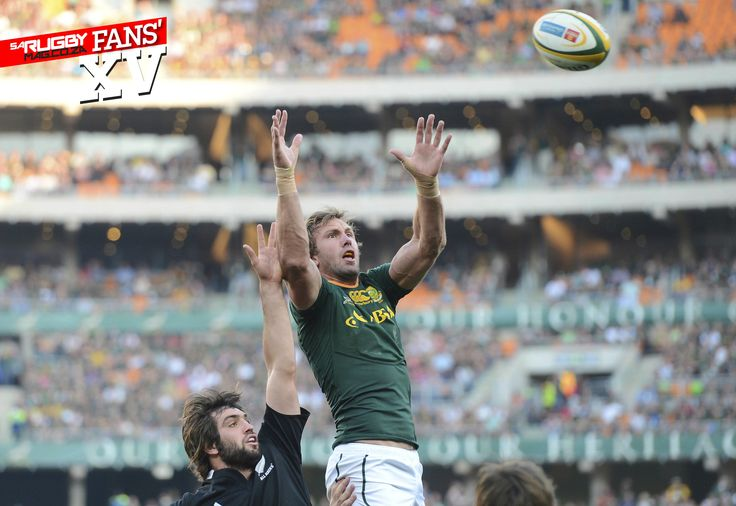 Andries Bekker for Springbok Fans' XV rugby team? | #SARugby magazine