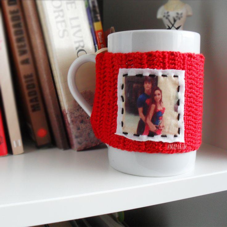 sleeve mug, dia dos namorados, muggie, canecas personalizadas, canecas com fotografia