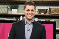 Canadian singer, song writer and actor, Michael Bublé, talks about his role as the host of the JUNOs, his new album and becoming a father