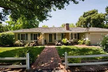 Home Front Yards traditional-landscape
