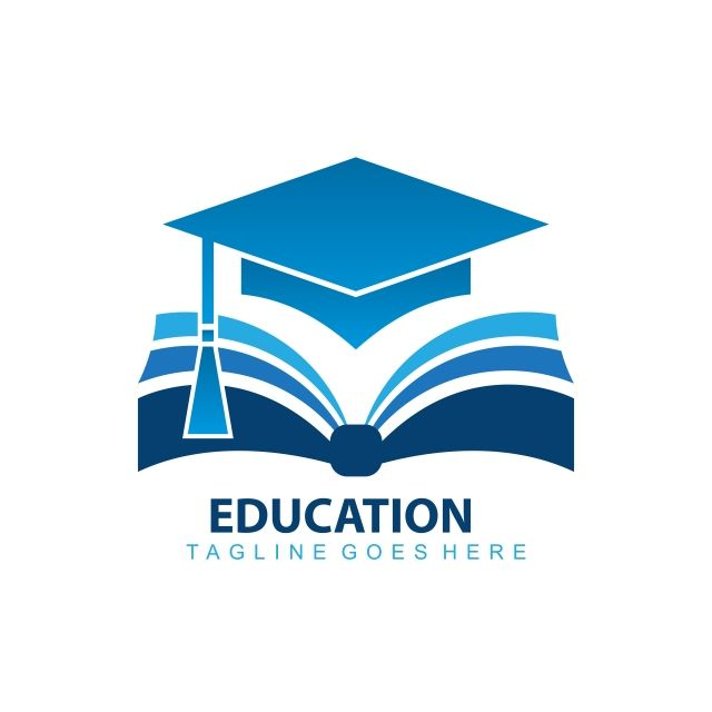 Education Logo Vector Image Vector And Png Education Logo Web Design Logo Education Logo Design