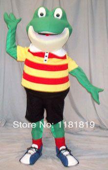 >> Click to Buy << mascot frog mascot costume custom fancy costume cosplay kits  mascotte theme fancy dress carnival costume #Affiliate