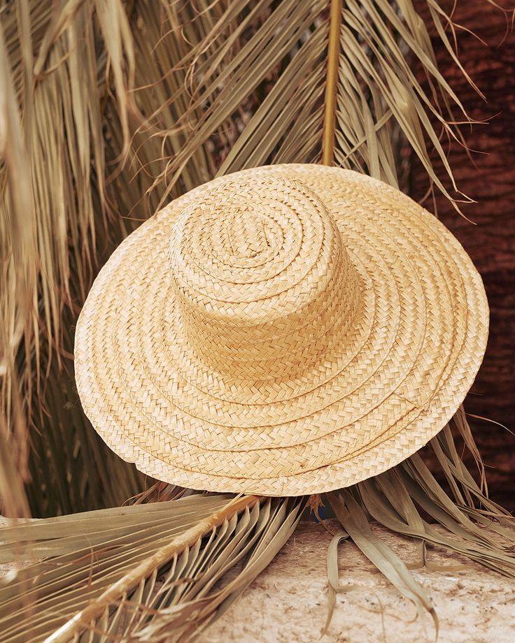 #Nanushka AMAYA Hat, Straw
