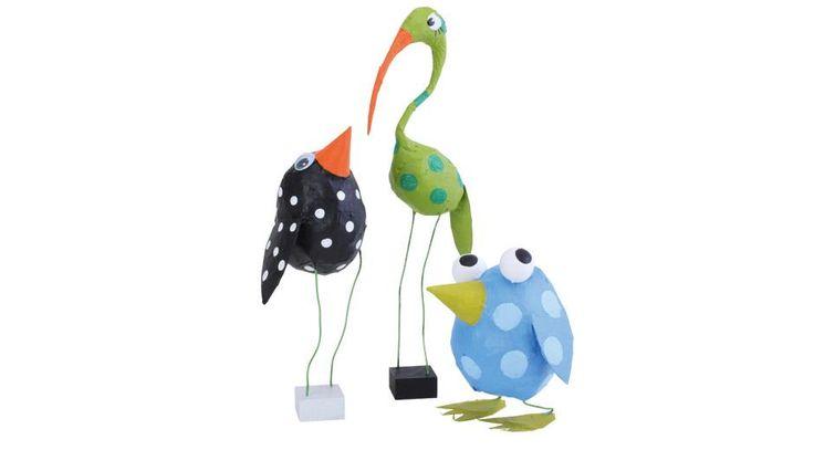 Formidler produkter og inspiration til aktiv leg, læring og kreativ udfoldelse til børn i alle aldre.