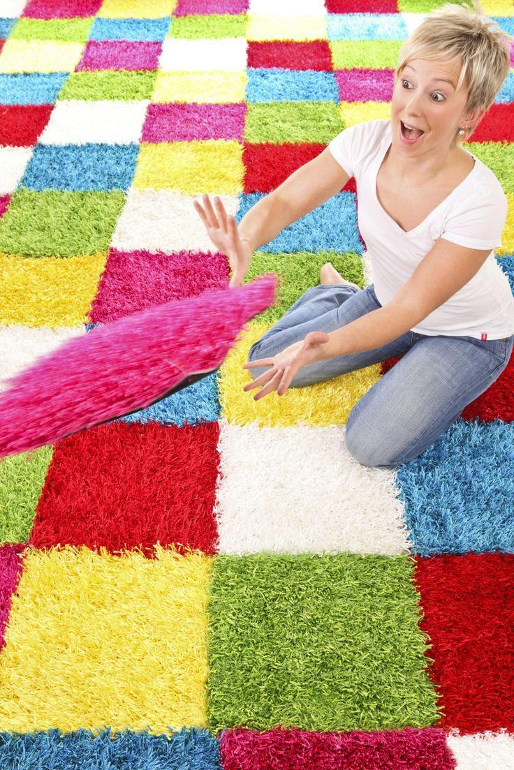 Spaß und Freude beim Gestalten deines Teppichs - Teppich Al Mano