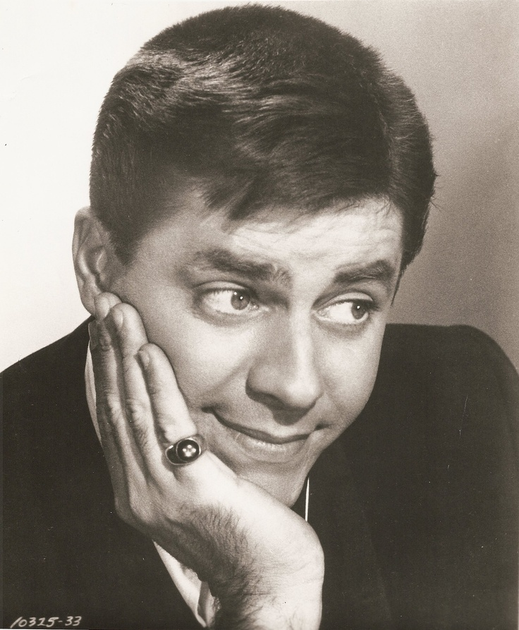 Jerry Lewis, a legend. He spent his life fighting to raise money for MDA. So many people I love is fighting some sort of muscular dystrophy.