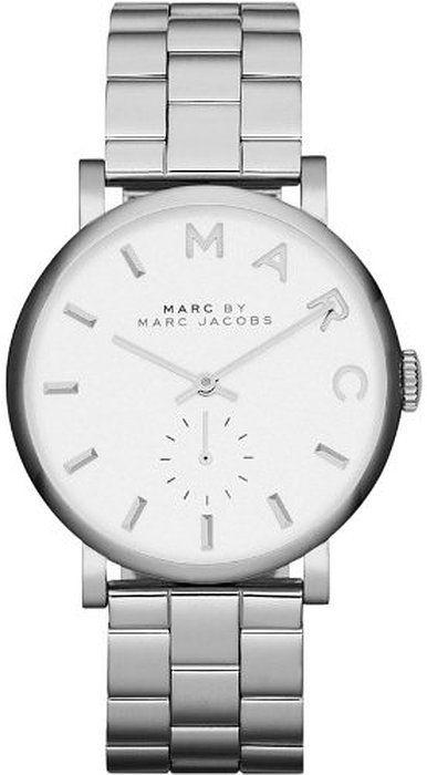 Marc Jacobs - MBM3242 - Montre Femme - Quartz Analogique - Bracelet Acier Inoxydable Argent