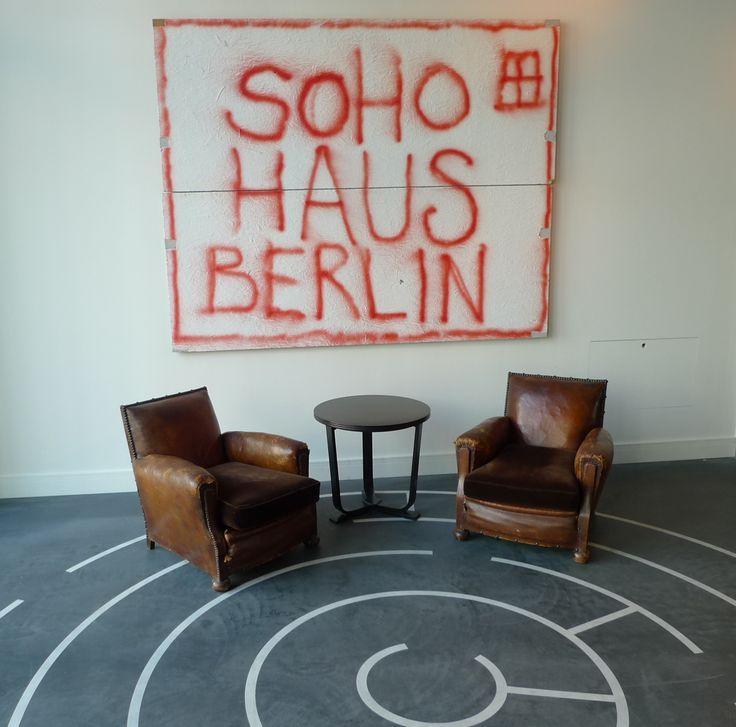 Soho House Berlin www.sohohouseberlin.com