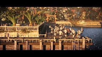 E3 Cinematic Trailer - Assassin's Creed 4 Black Flag [UK] - YouTube