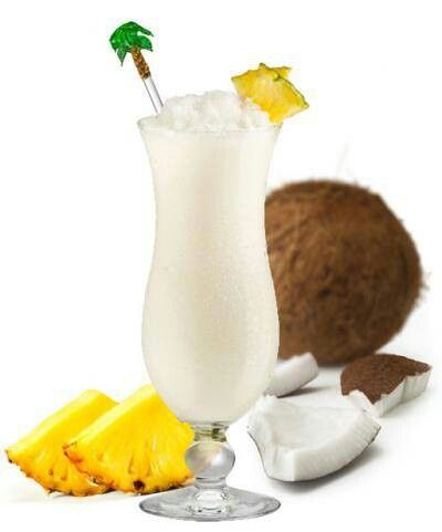 Shakeology Recipe of the Day:  Piña Colada  1/2 cup unsweetened coconut milk 1/2 cup 100% pineapple juice 1 scoop Vanilla Shakeology Ice  Blend to perfection.  Get the KEY ingredient at http://gofitcoach.com/nutrition/shakeology