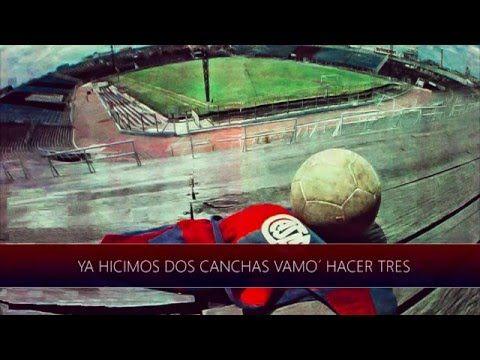 Tema Nuevo 2016 San lorenzo.// Madrugada - La Beriso// Escuela de Tablones - YouTube