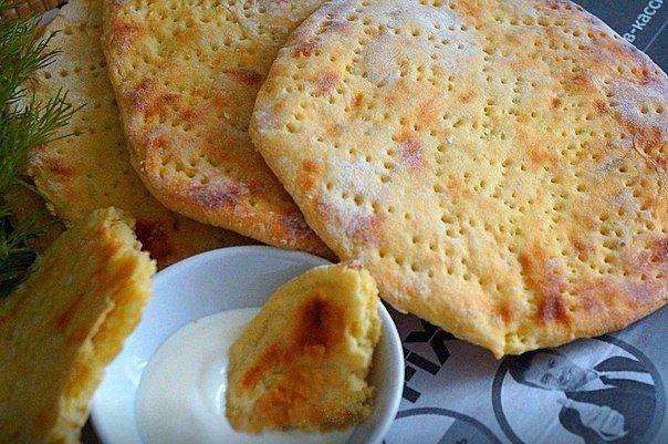 Кулинарный блог!Лучшие рецепты.: Финские картофельные лепёшки.