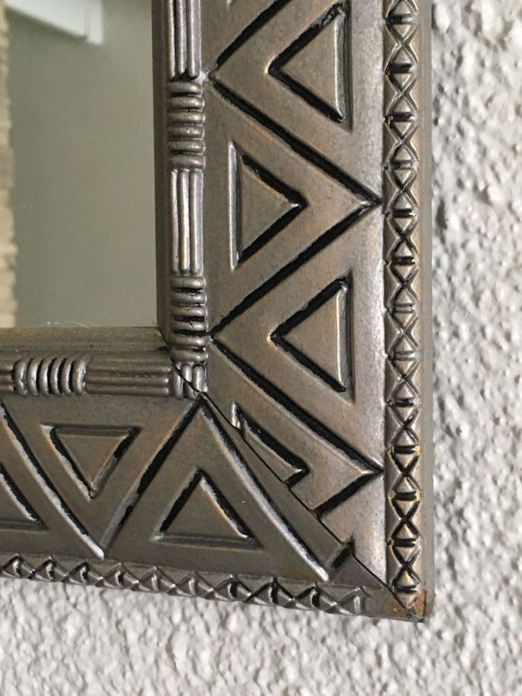 Your home decor should reflect your own unique style   This large rectangular mirror has been hand finished in an antique bronze and  coppery-gold effect. Elegant and stylish, this stunning mirror will make a  statement in your home.  For information and pricing contact info@artandspaces.co.za. Custom finishes to order.