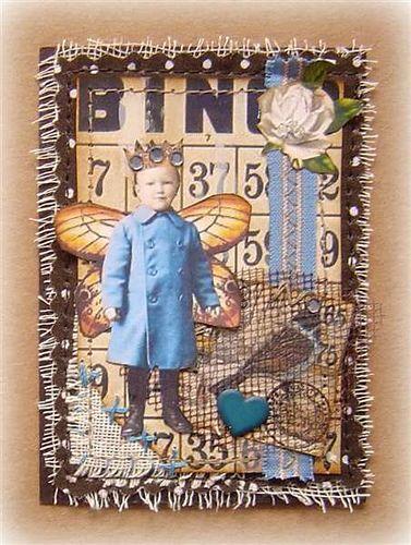 ATC: King of bingo by yitte, via Flickr