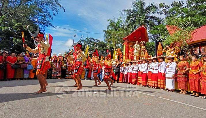 Pawai Budaya Hut Kota Kendari Ke 186 Budaya Kota Bali