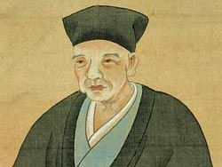 Sen no Rikyu (1522-91), the most renowned figure in the history of the Japanese tea ceremony, synthesized many of the aesthetic elements of the tea ceremony in the 16th century. He recognized the connection between Zen and the tea ceremony, and perfected a rustic yet elegant style.