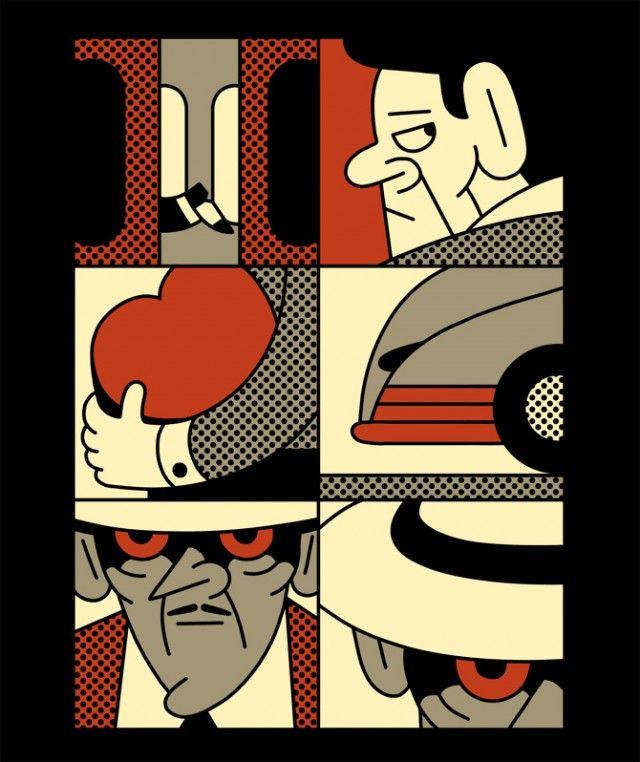 Pop Illustrations by Simon Landrein_4