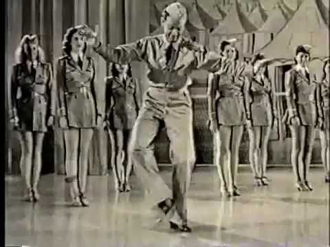 Jane Withers Song and Tap Dance Routine