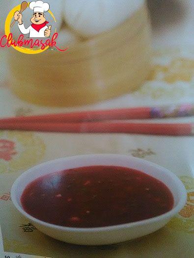 Resep Saus Merah, Aneka Makanan China, Club Masak