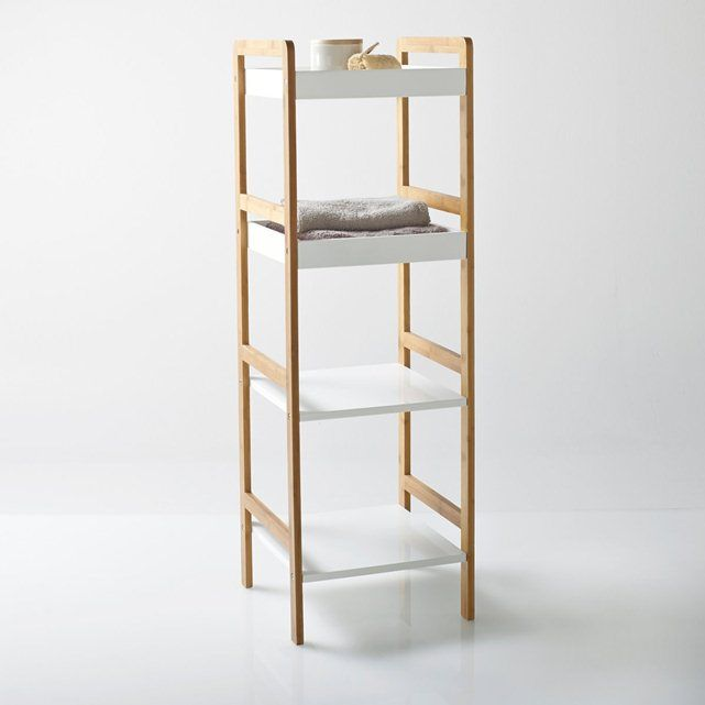 17 meilleures id es propos de chelles de bambou sur for Echelle de salle de bain
