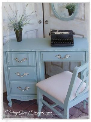 16 best images about 1 duck egg blue annie sloan chalk for Egg designs furniture