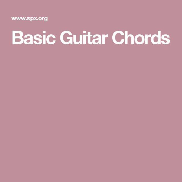 basic bass guitar chords pdf