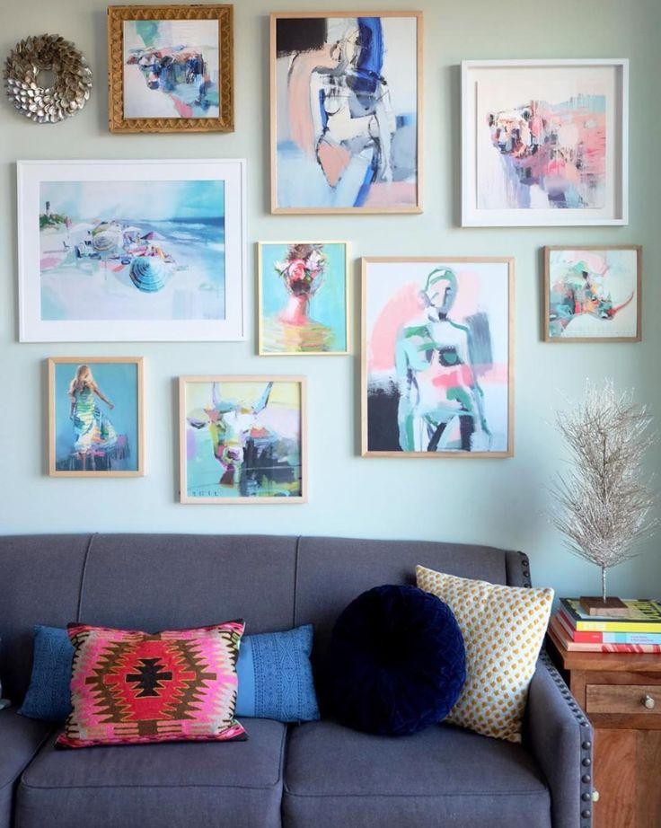 124 best [ Living Rooms] images on Pinterest | Framed artwork ...