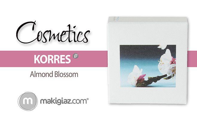 Korres - Almond Blossom - Makigiaz com  http://makigiaz.com/blog/korres-almond-blossom/