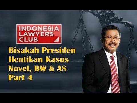 ILC 11 Februari 2016 Bisakah Presiden Hentikan Kasus Novel, BW & AS Part 4