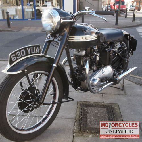 1950 Triumph 3T Classic Bike for Sale | Motorcycles Unlimited