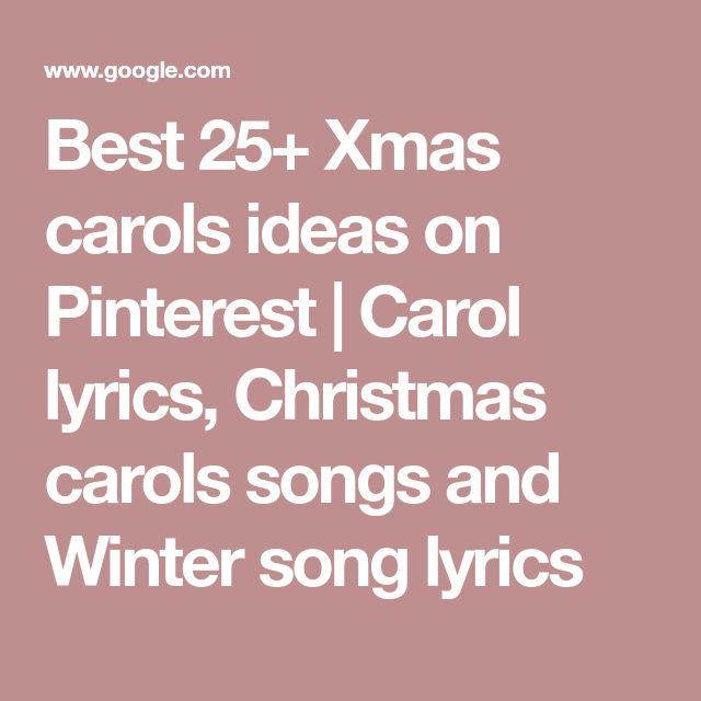 Best 25 The Muppet Christmas Carol Ideas On Pinterest: 25+ Unique Xmas Carols Ideas On Pinterest
