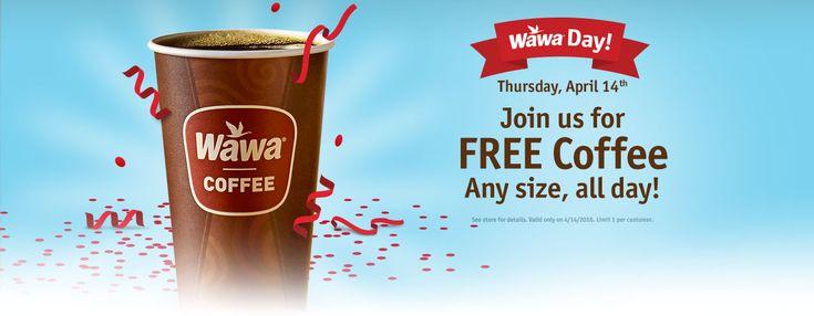 Saving 4 A Sunny Day: Free Coffee At Wawa