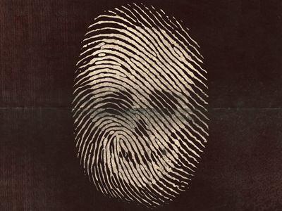 fucktum, serialthrill: Death Finger Print by P. Von...