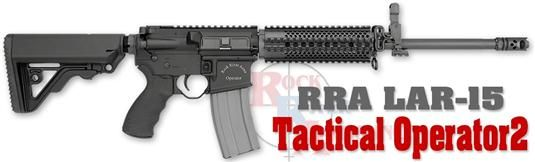 Rock River Arms AR15 Tactical Operator 2 w/Dominator 2 EoTech Mount MANUFACTURER NO: BB2512-DOM