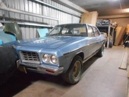 1974 HOLDEN STATESMAN HQ DE VILLE   Cars, Vans & Utes   Gumtree Australia Hornsby Area - Hornsby   1076816781