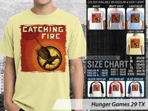 Kaos Hunger Games Katniss, Kaos Hunger Games Peeta, Kaos Hunger Games Capitol, Kaos Hunger Games Panem, Kaos Hunger Games Mockingjay Lives