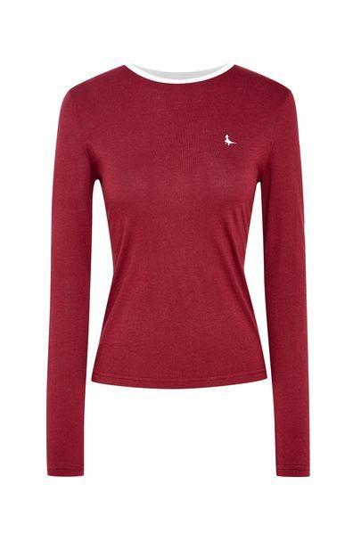 Edale Long Sleeve Ringer T-Shirt || Jack Wills