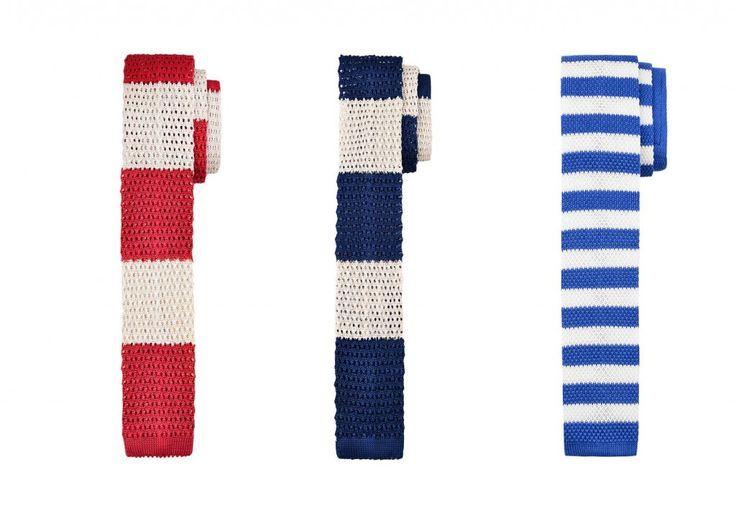 Letnie krawaty od Vistuli :)