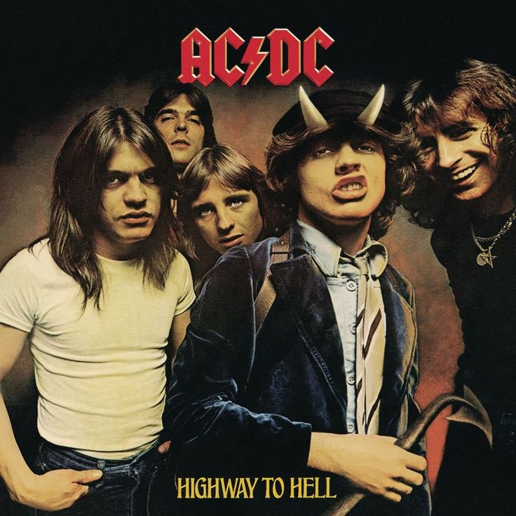 Highway to Hell by AC/DC - Highway to Hell