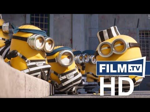 DIE MINIONS IM GEFäNGNIS - CLIP Trailer German Deutsch (2017) HD Mehr auf https://www.film.tv/