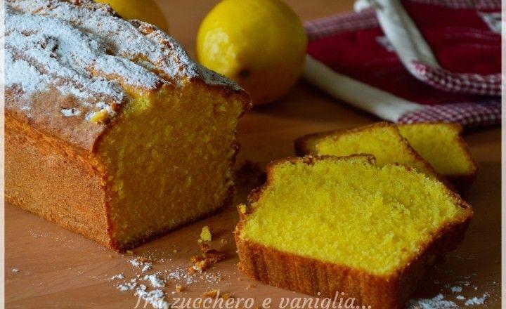 #Plumcake al #limone