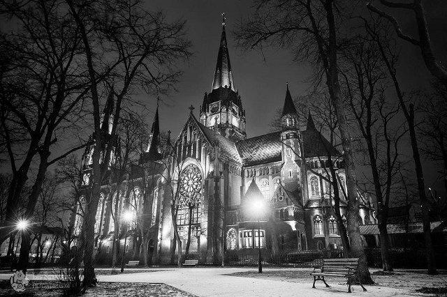 Church of St. Olha and Elizabeth in Lviv. Foto by Lev Savyts'kyi
