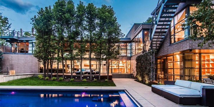 The house designed for Chipotle founder and CEO Steve Ells is back on the market…