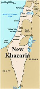 "New Khazaria. ""The most cruel hoax which history has ever perpetrated"" are the words used to describe this ""Jewish"" hoax or myth by a Khazar author named Arthur Koestler: This was written before the full extent of the holocaust was known, but that does not alter the fact that the large majority of surviving Jews in the world is of Eastern European—and thus perhaps mainly of Khazar—origin. If so, this would mean that their ancestors came not from the Jordan but from the Volga, not from…"