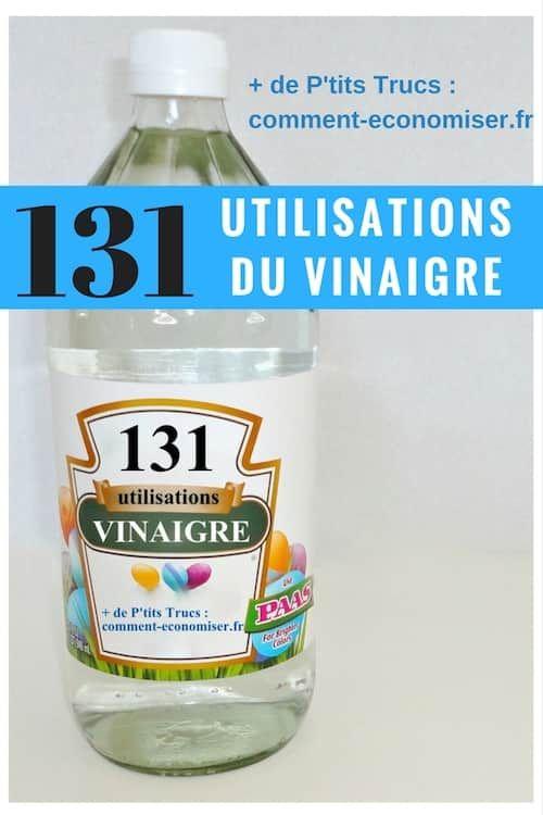 78 best Utilisations Magiques du Vinaigre Blanc images on Pinterest