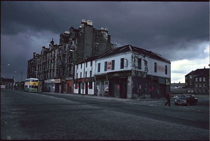 Raymond Depardon – Glasgow 1980